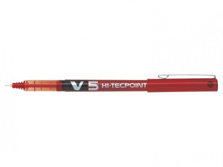 Pilot Hi-Tecpoint V5/V7 - Red, V5