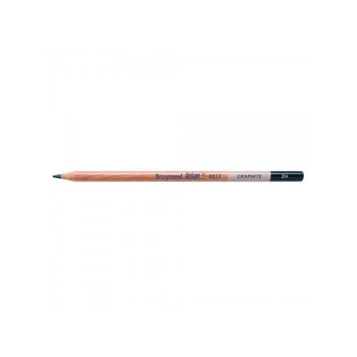 Bruynzeel Drawing Pencils - 2H