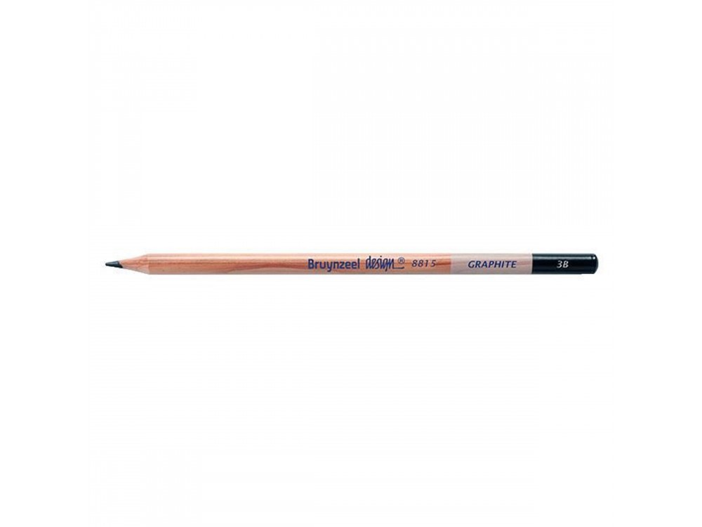 Bruynzeel Drawing Pencils - 3B