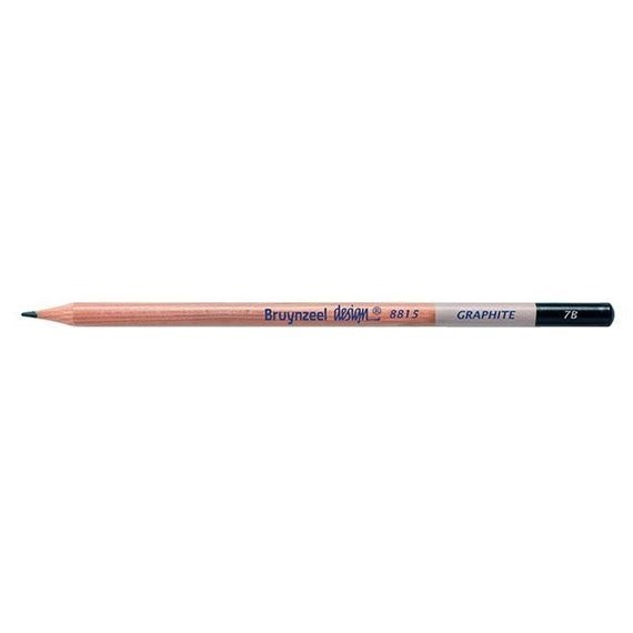 Bruynzeel Drawing Pencils - 7B