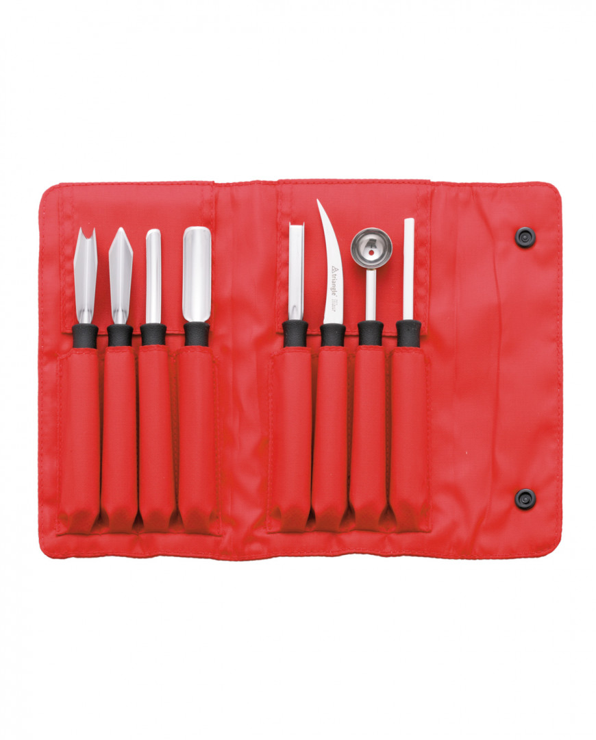 CARVING TOOL SET PROFESSIONAL 8 PIECES