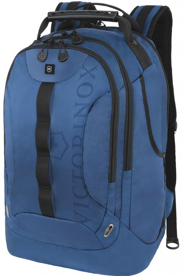 VICTORINOX SPORT TROOPER DELUXE BACKPACK BLUE