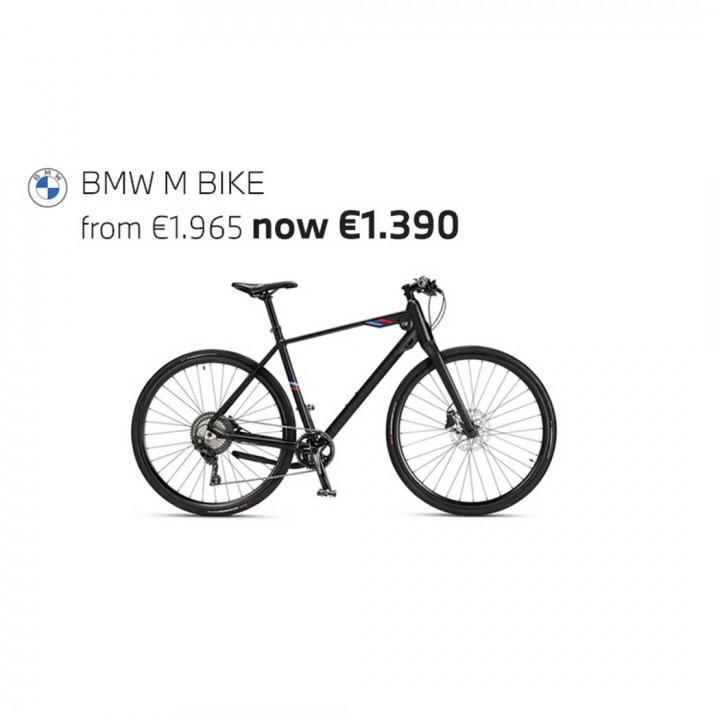 BMW M BIKE - Black