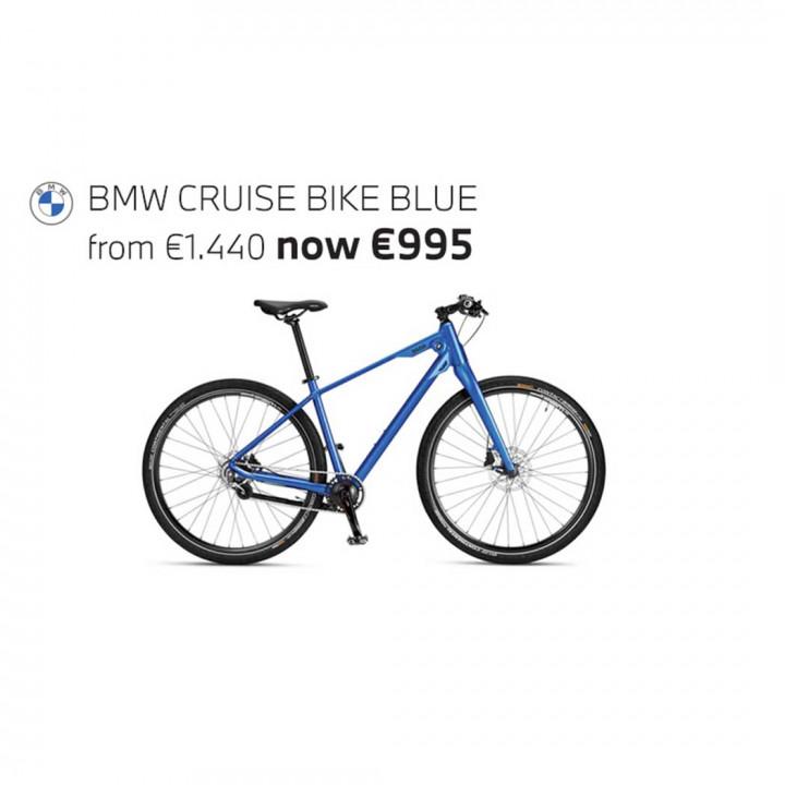 BMW CRUISE BIKE - Blue