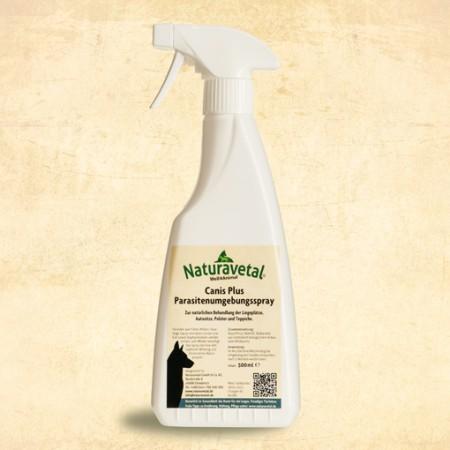 NATURAVETAL Antiparasitic Ambient Spray (Parasitenumgebungsspray) - 500ML