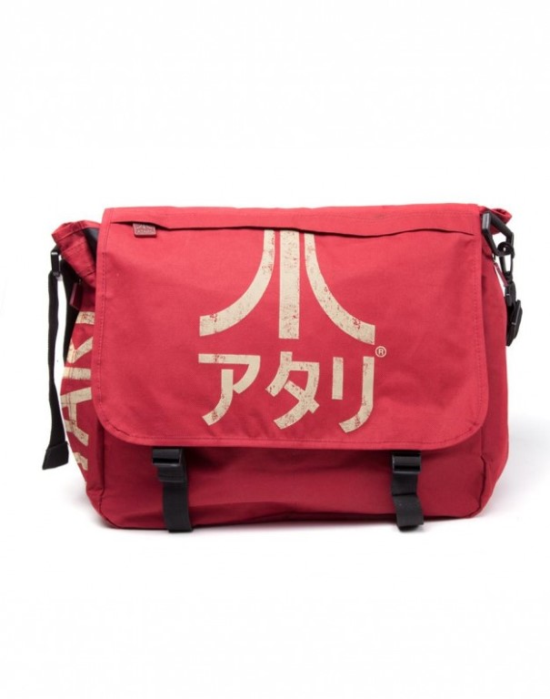 Atari - Messenger Bag with Japanese Logo
