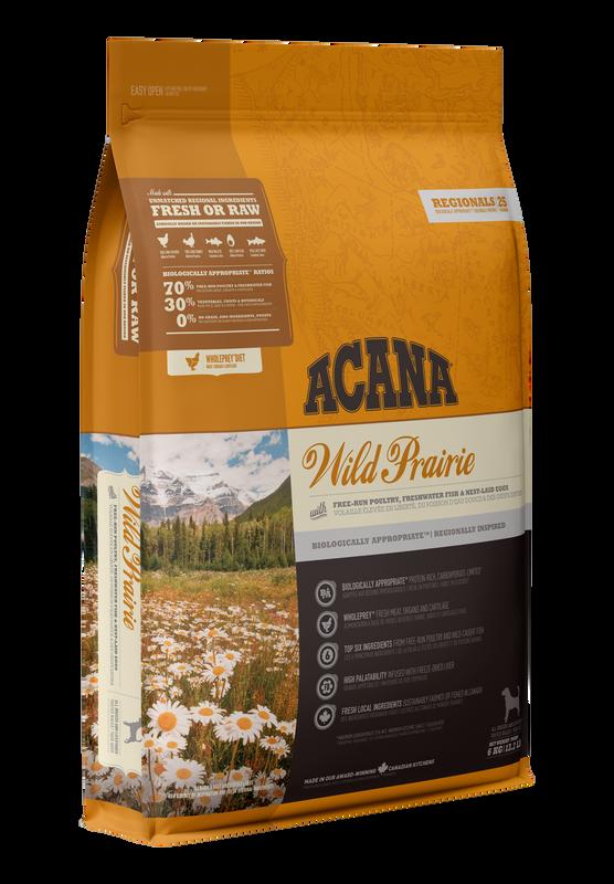 ACANA Regionals Wild Prairie (All Stages) 340g
