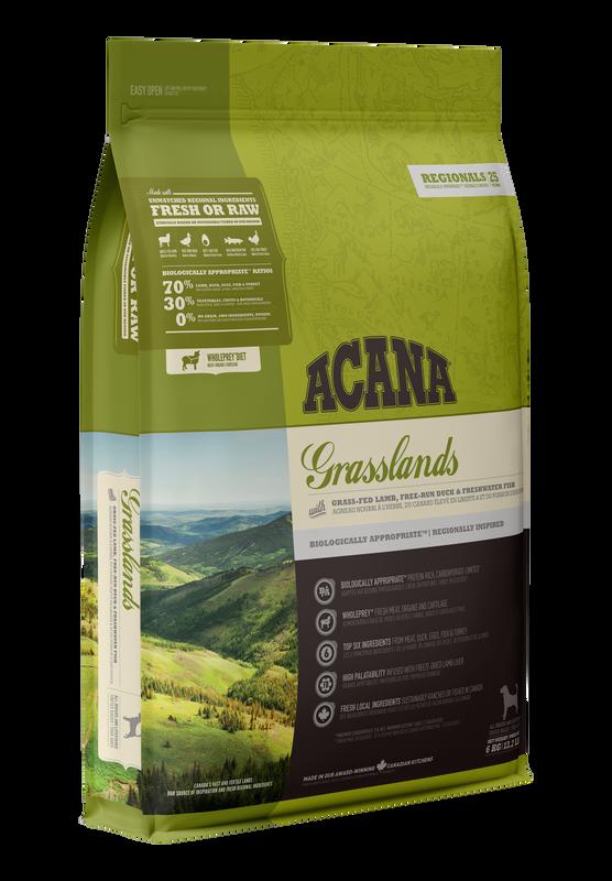 ACANA Regionals Grassland (All Stages) 340g