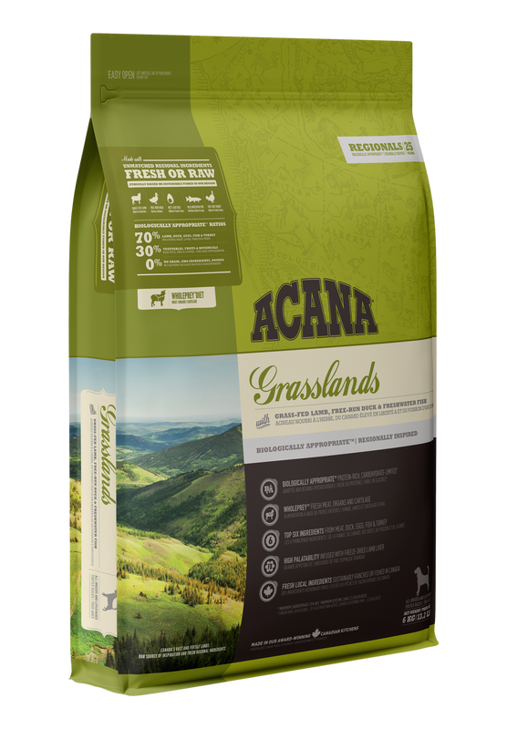 ACANA Regionals Grassland (All Stages) 11.4kg