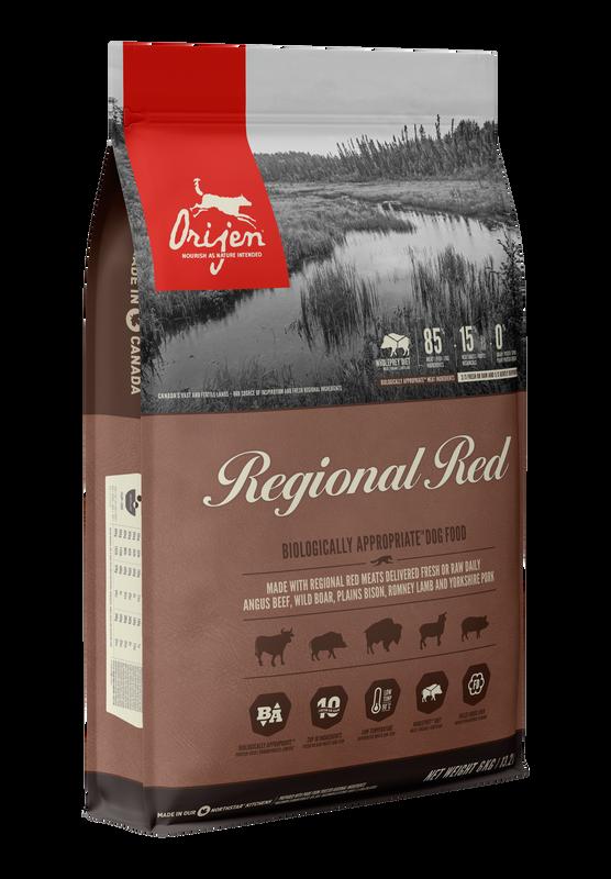 ORIGEN Regional Red (All Stages) 340g