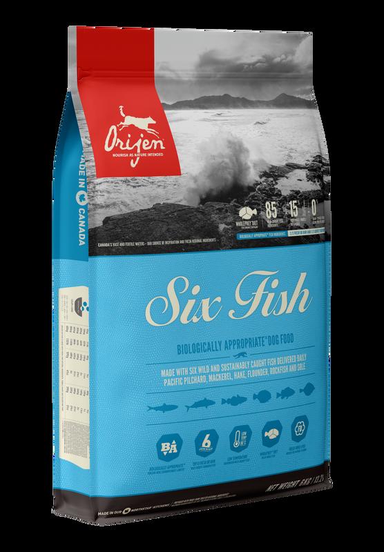 ORIGEN 6 Fish Dog (All Stages) 11.4kg