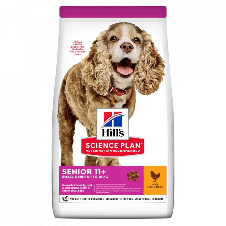 Hill's Science Plan Small & Mini Senior Chicken 1.5kg