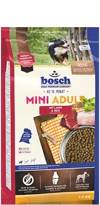 BOSCH Mini Adult Lamb and Rice 3kg
