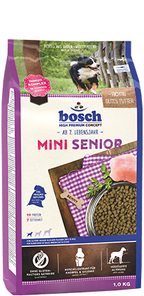 BOSCH Mini Senior 2.5kg
