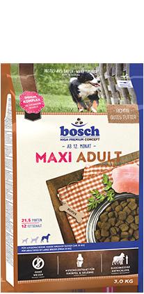 BOSCH Maxi Adult 15kg