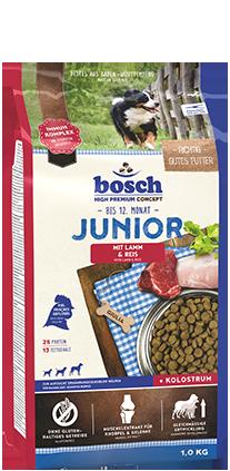 BOSCH Junior Lamb and Rice 3kg