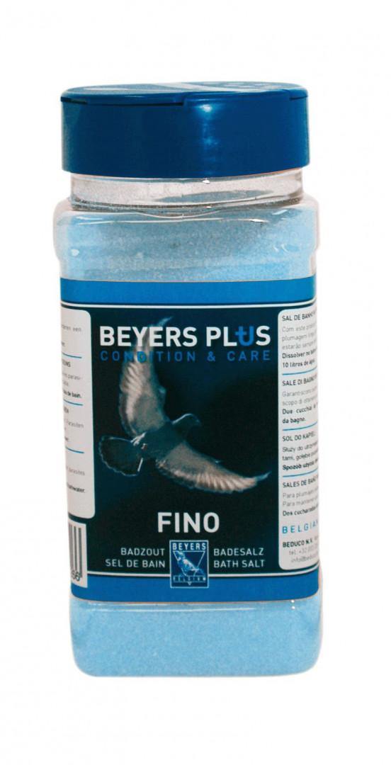 Beyers Plus Racing Pigeon Supplement Fino Bath Salts 660g