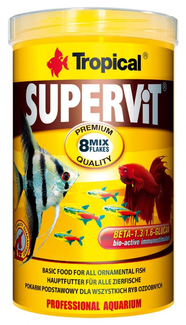 Tropical Supervit Basic Flake 250ml