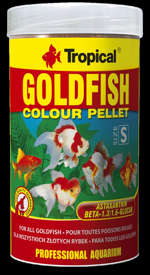Tropical Goldfish Pellet 250ml