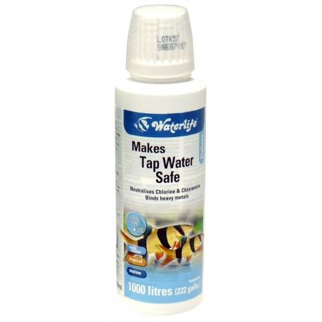 Waterlife Haloex Makes Tap Water Safe 100ml