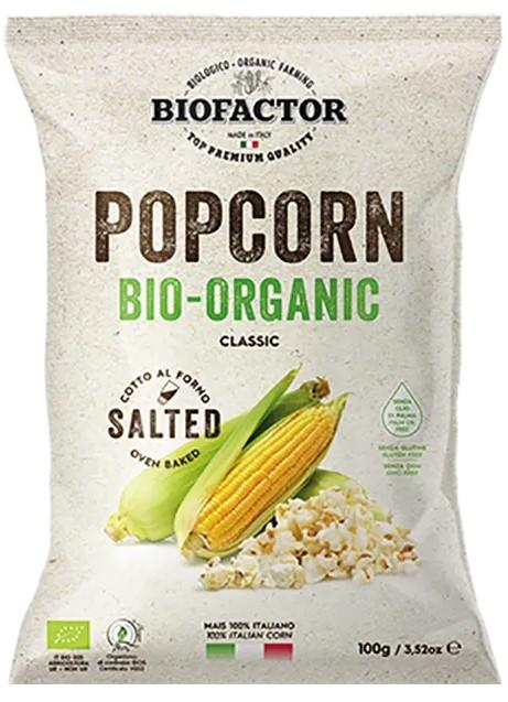 Biofactor Classic Popcorn Salted 100g
