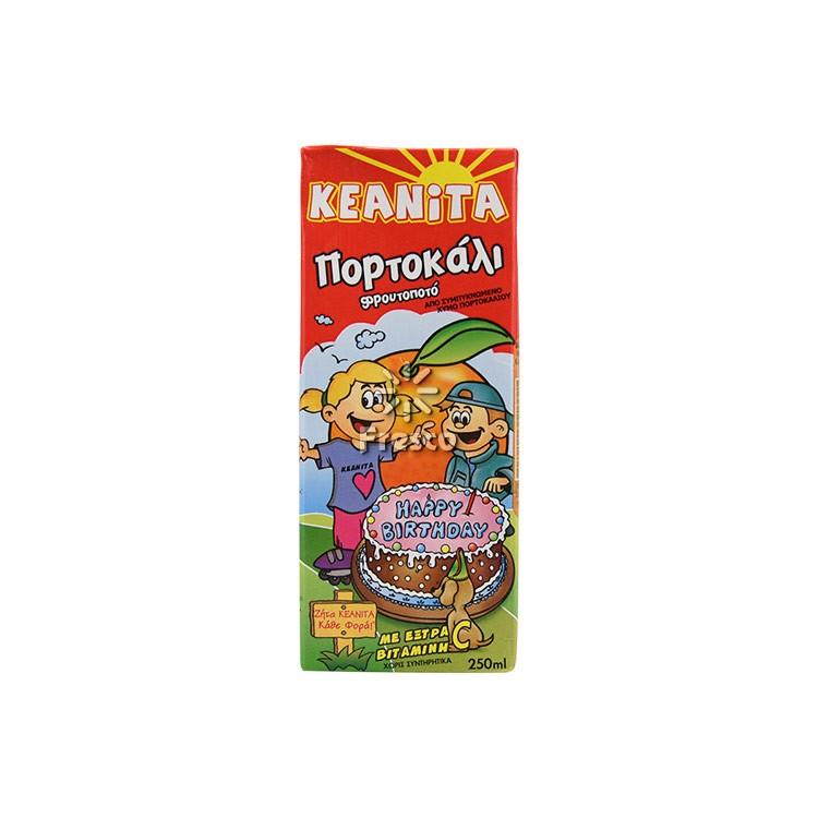 Keanita Orange 250ml