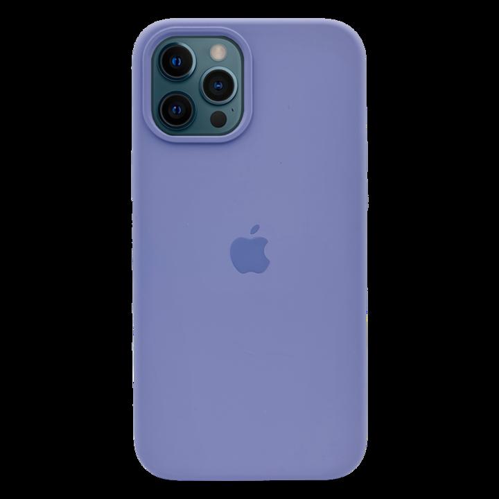 iPhone 12 Pro Silicone Case - Purple