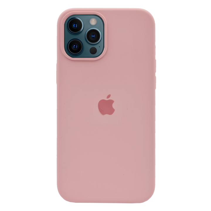 iPhone 12 Pro Silicone Case - Pink