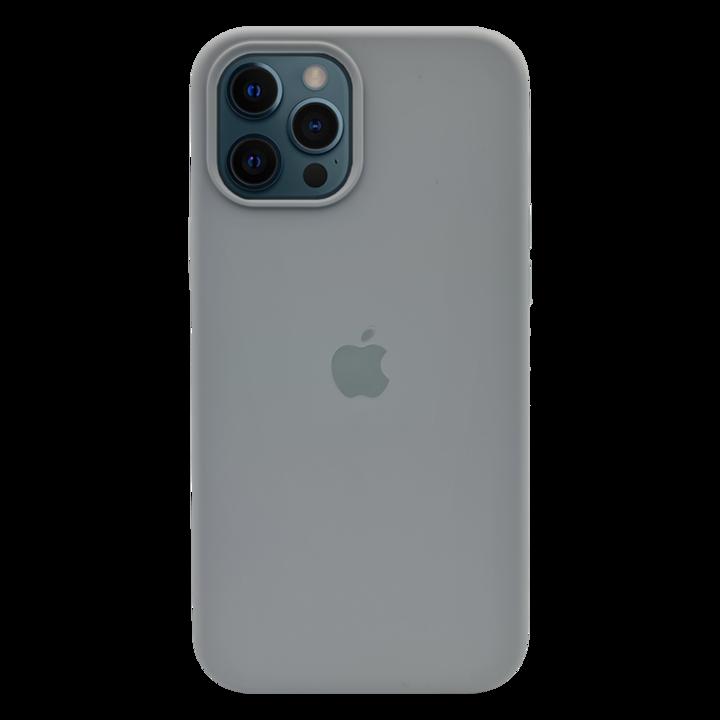 iPhone 12 Pro Silicone Case - Grey