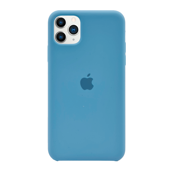 iPhone 11 Pro Silicone Case - Light Blue