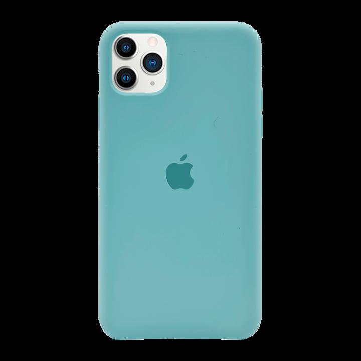 iPhone 11 Pro Silicone Case - Turquoise