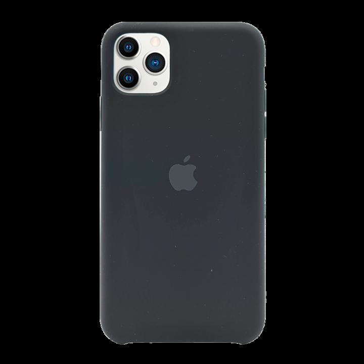 iPhone 11 Pro Silicone Case - Black