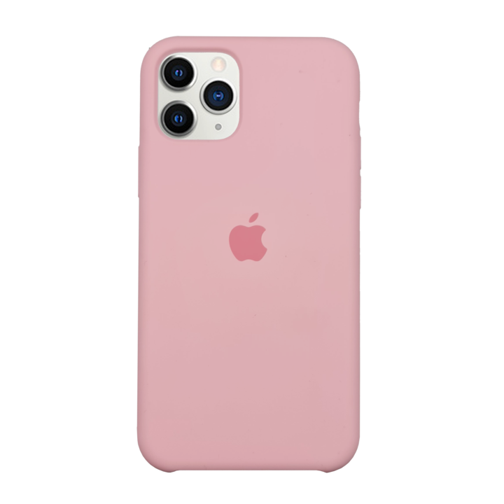 iPhone 11 Pro Silicone Case - Pink