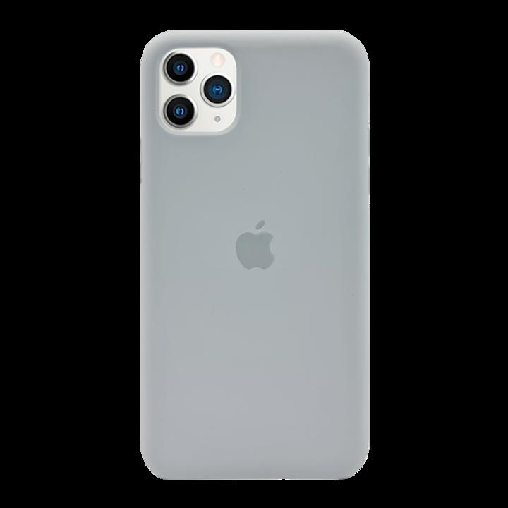 iPhone 11 Pro Silicone Case - Grey