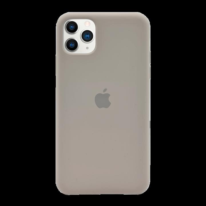 iPhone 11 Pro Silicone Case - Dark Grey