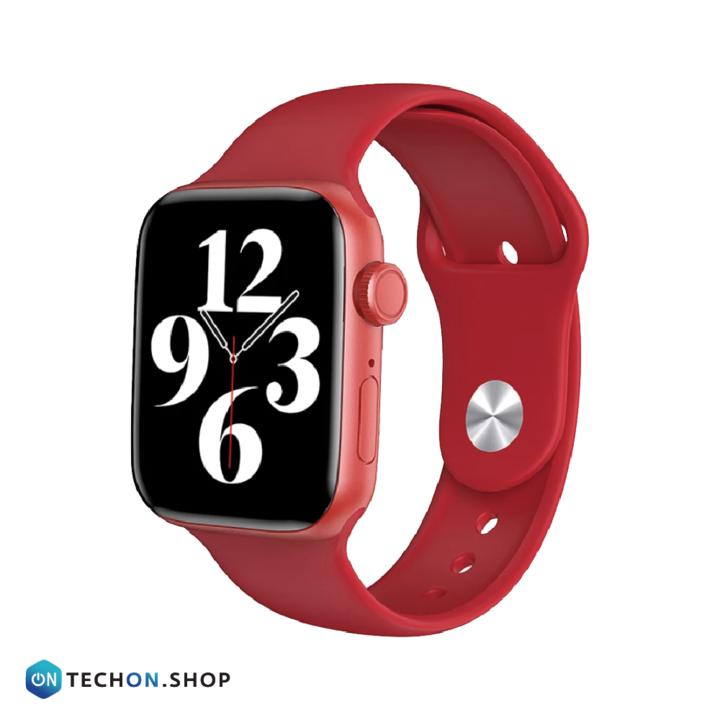 Smart Watch 6 - Red