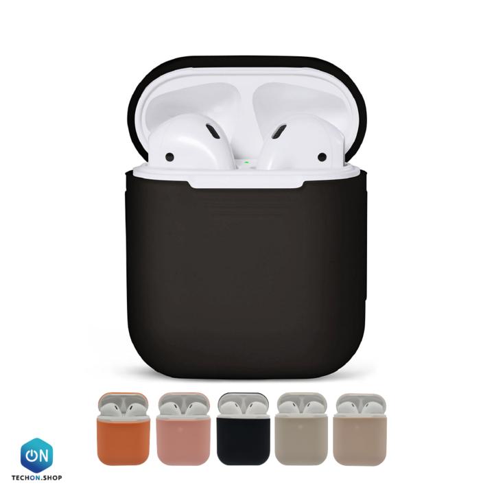 AirPods Cover Silicone - Black
