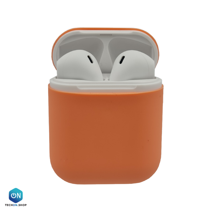 AirPods Cover Silicone - Coral