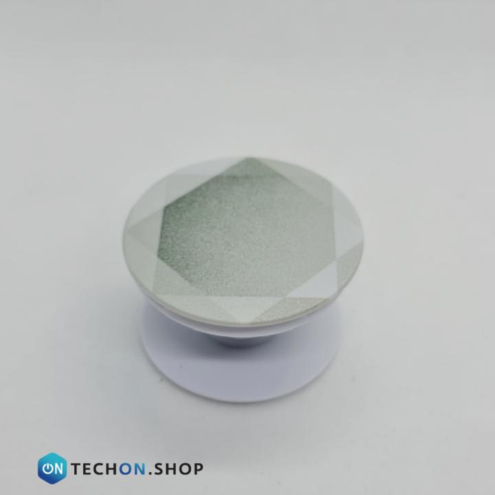 POP Socket - Grey Diamond