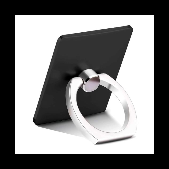 Ring Phone Holder - Black