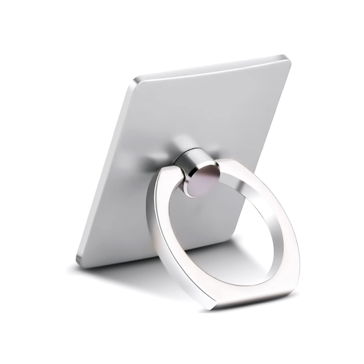 Ring Phone Holder - Silver