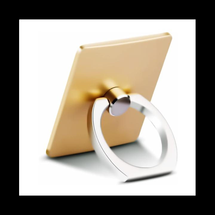 Ring Phone Holder - Gold