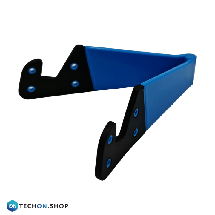 Foldable Mobile Stand - Blue