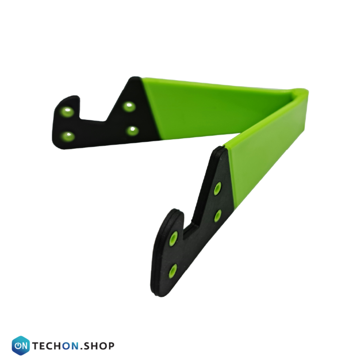 Foldable Mobile Stand - Green