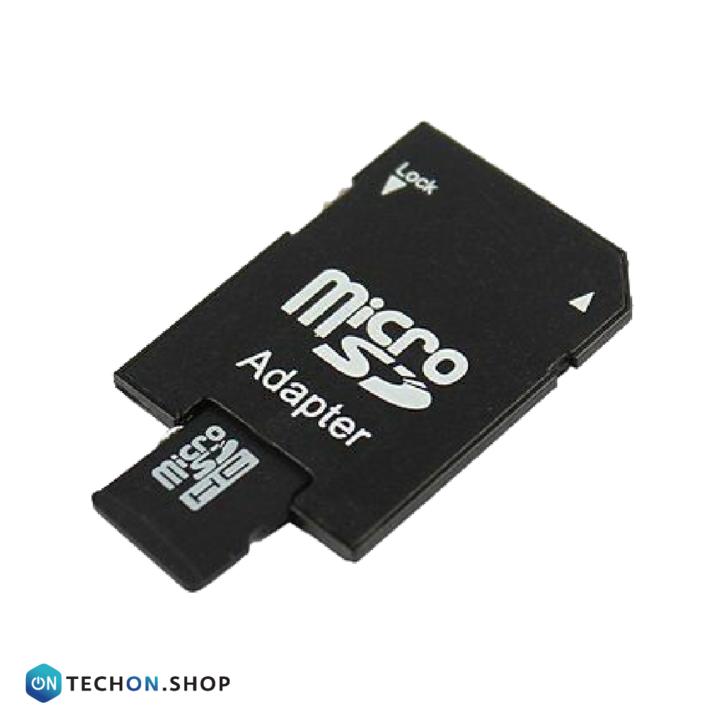 Micro SD Memory Card - 8 GB