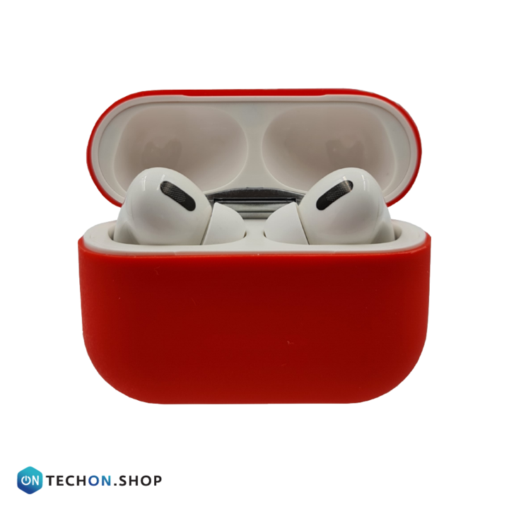 AirPods Pro Cover Silicone - Red
