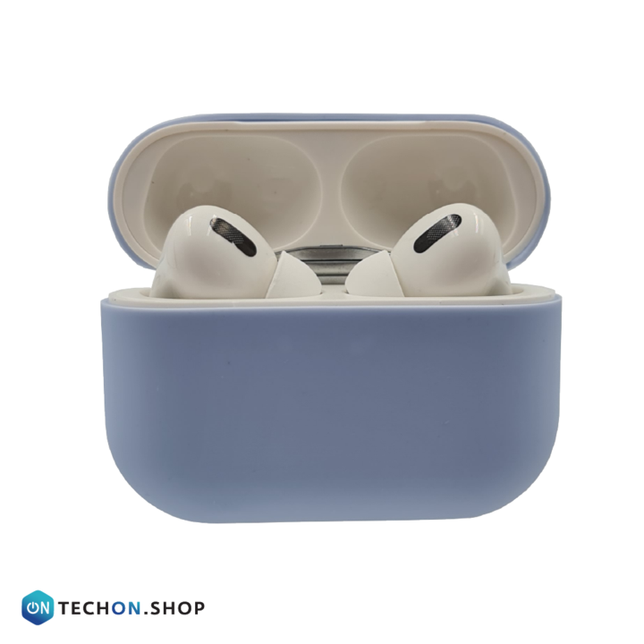 AirPods Pro Cover Silicone - Light Blue