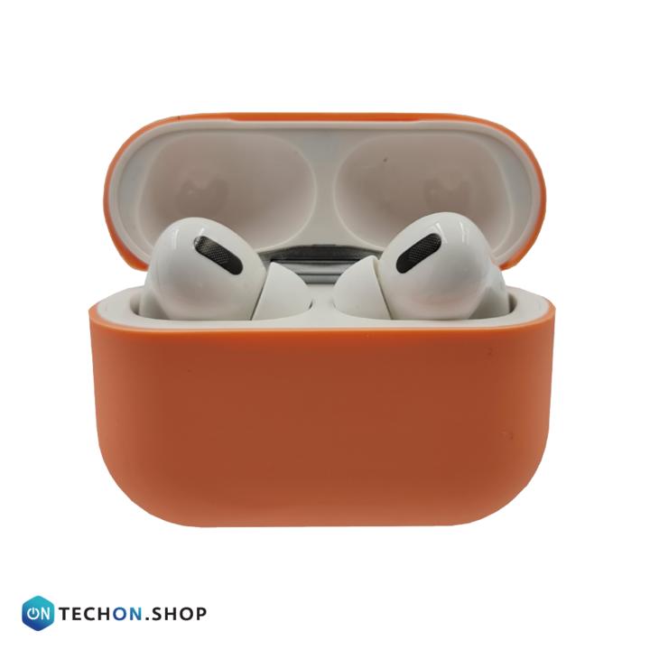 AirPods Pro Cover Silicone - Peach