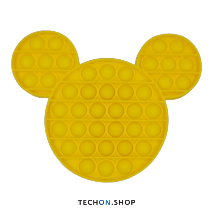 POP IT Micky - Yellow