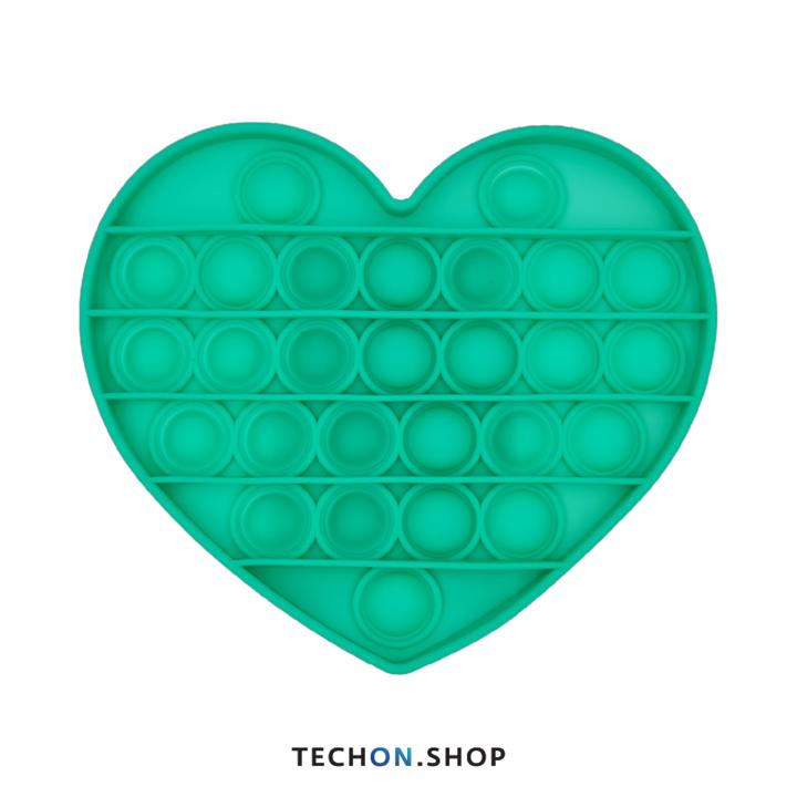 POP IT Heart - Green